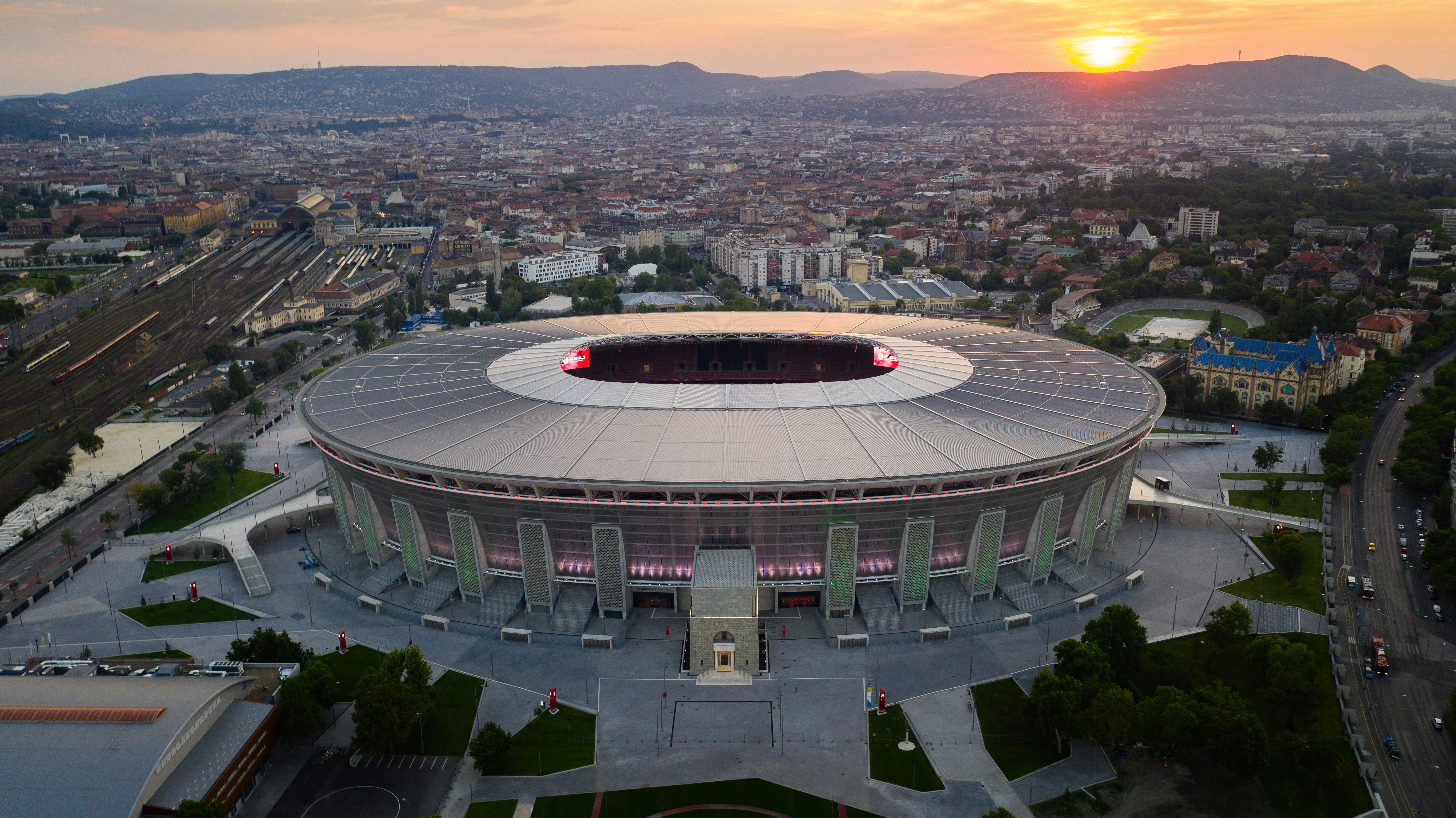 Puskàs Aréna Budapest