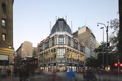 Exterior Tiendas