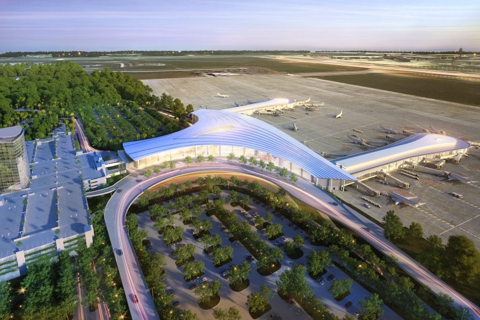 Aéroport international Louis Armstrong de La Nouvelle-Orléans