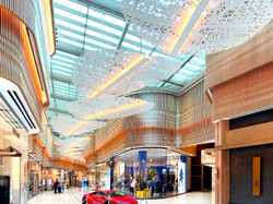 Interior Shopping Malls