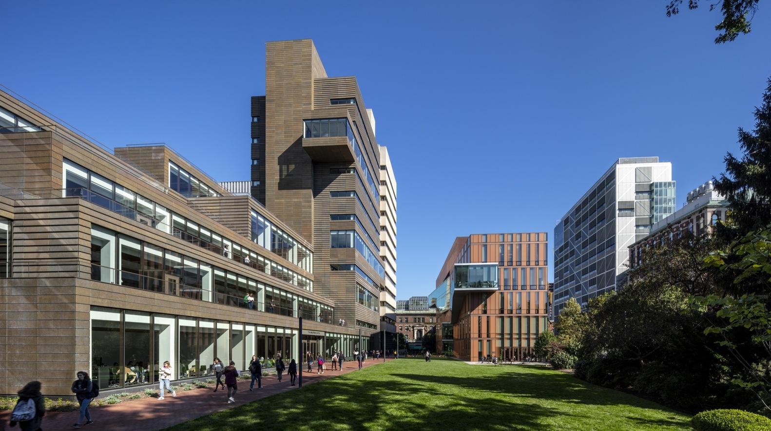 Extérieur Campus