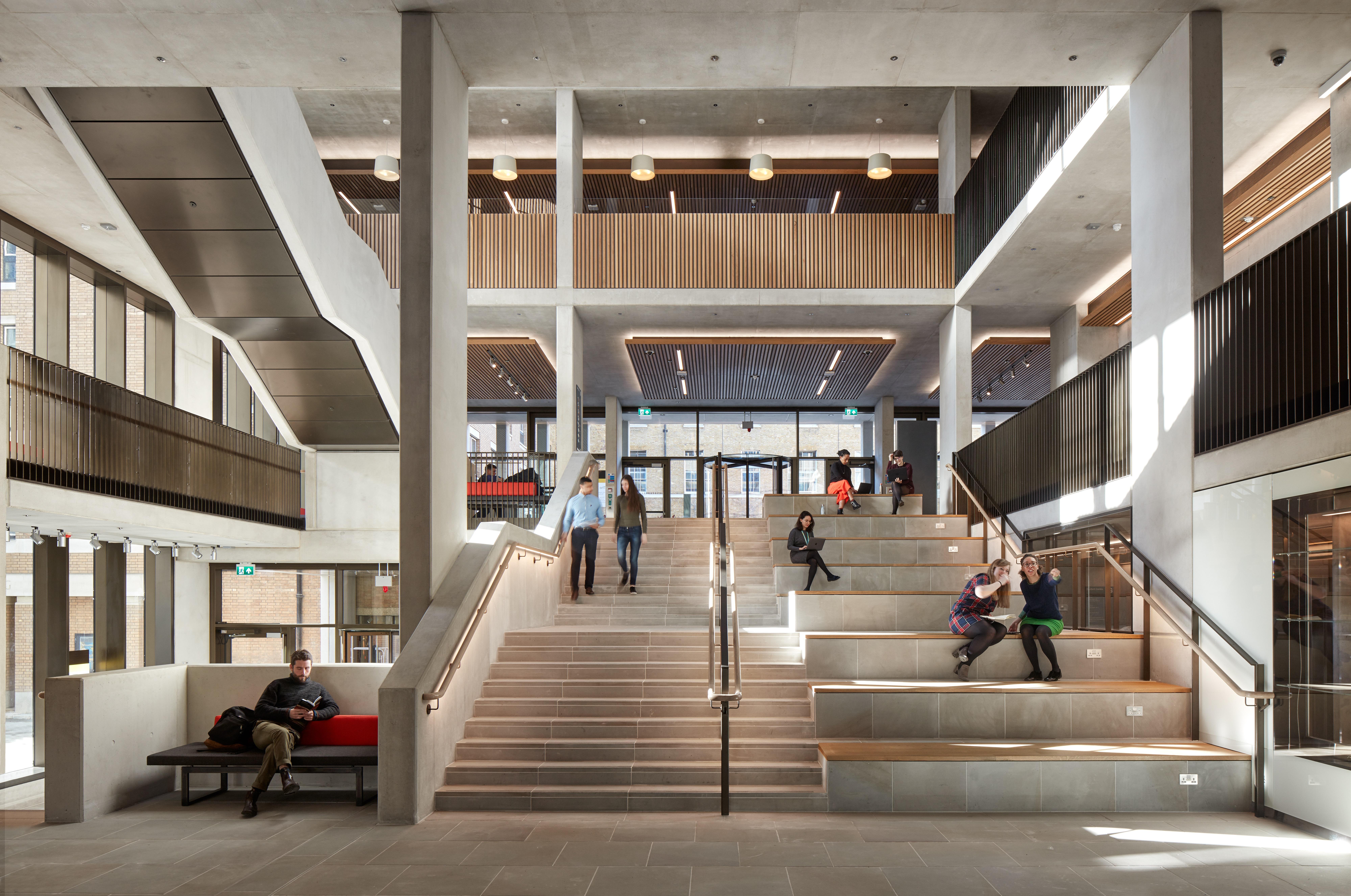 Interior Campuses
