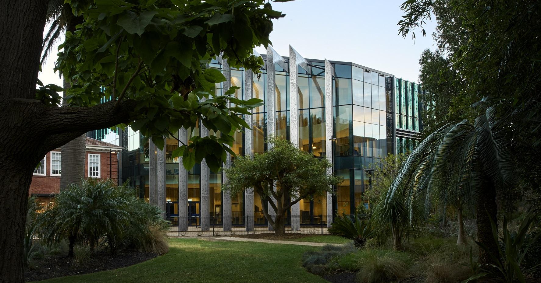Université de Melbourne – Life Sciences Building
