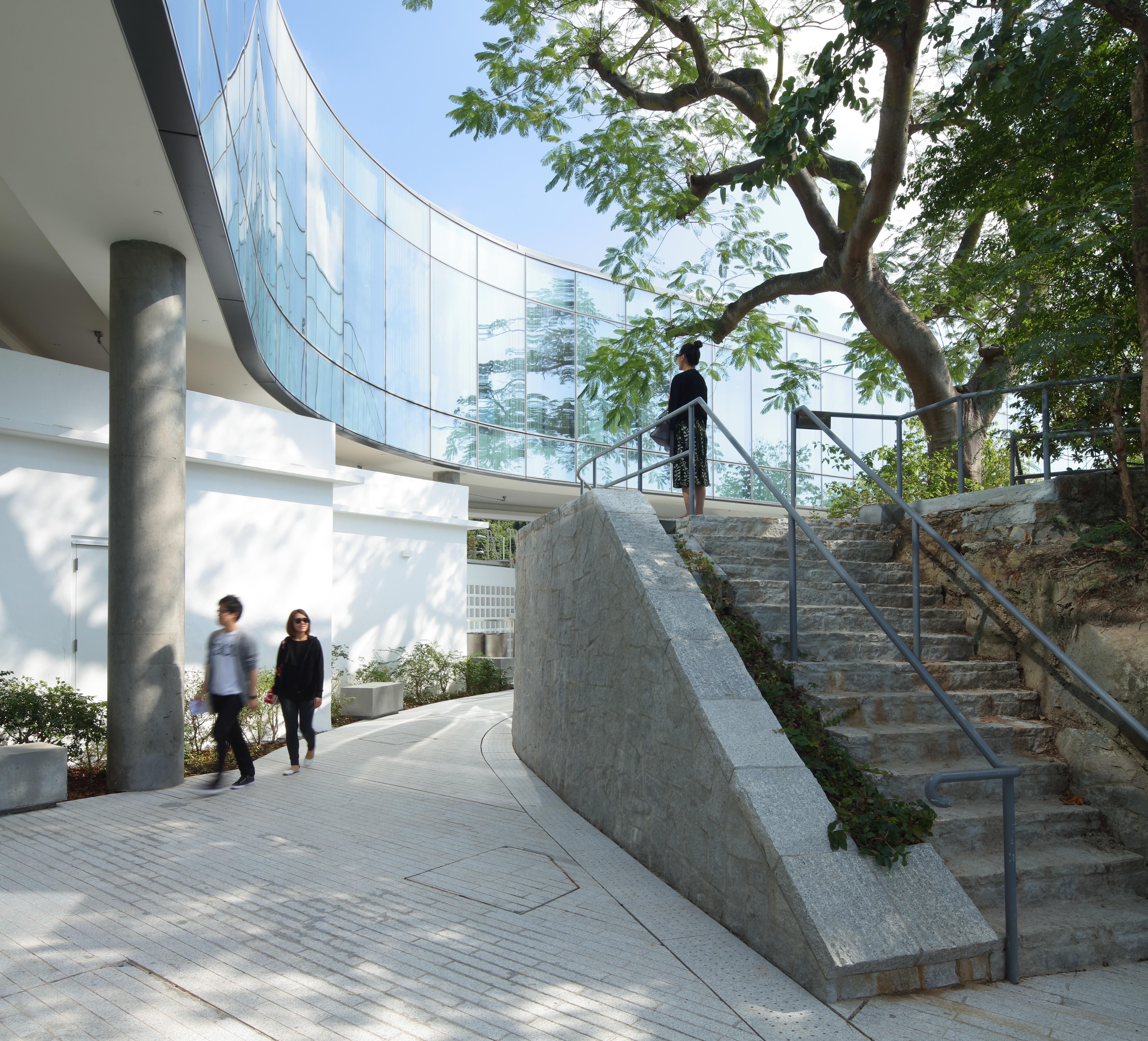 Intérieur Campus