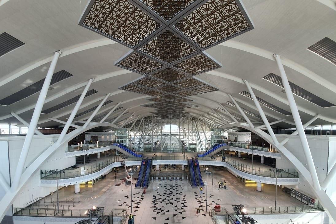 King Abdulaziz International Airport Train Station