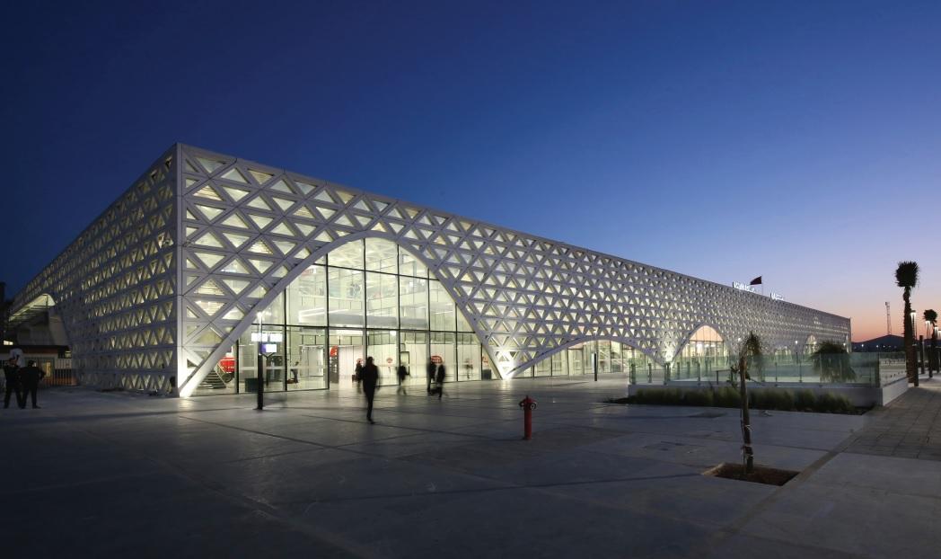 Exterior Passenger Stations