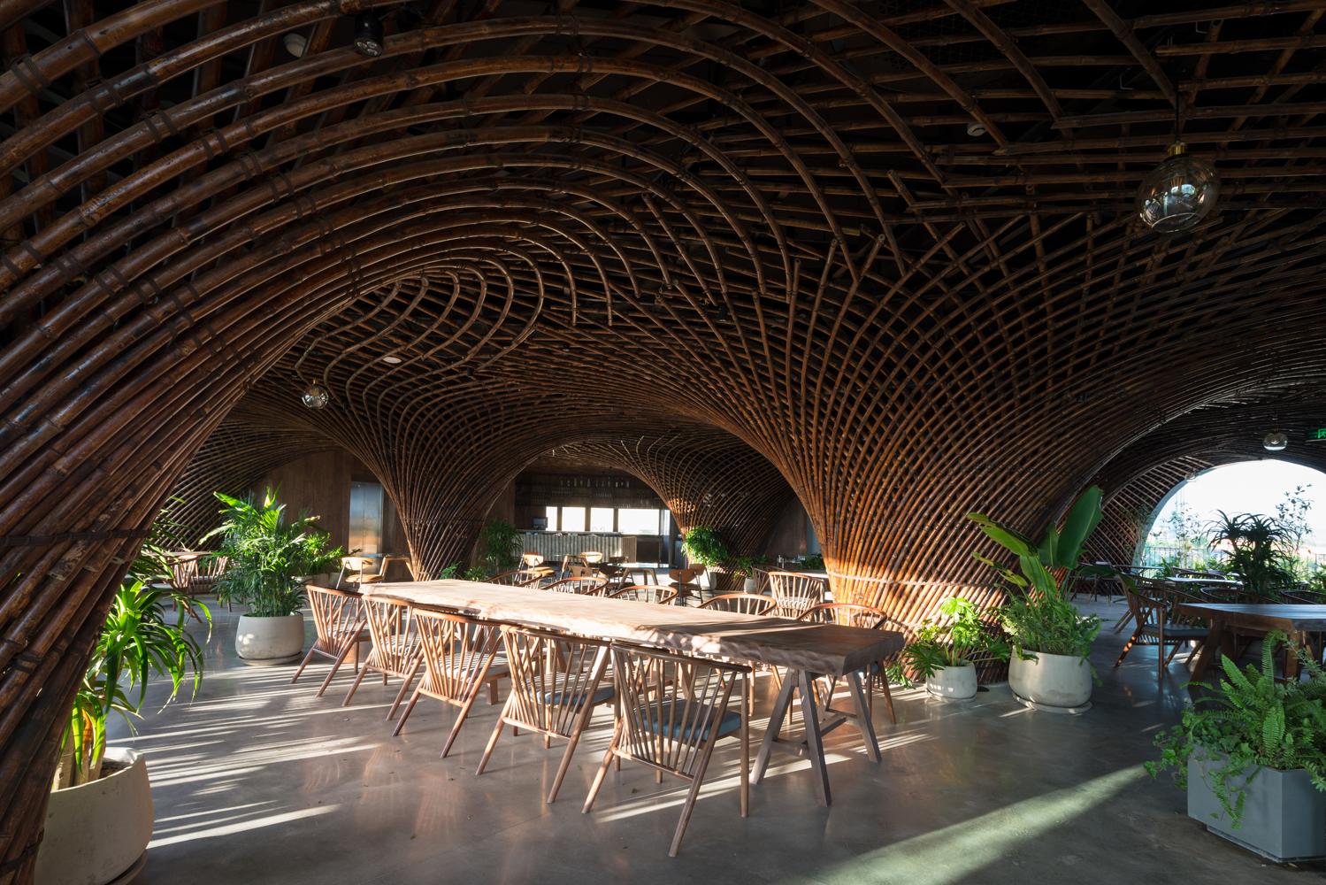 Extérieur Restaurants