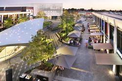 Exterior Shopping Malls