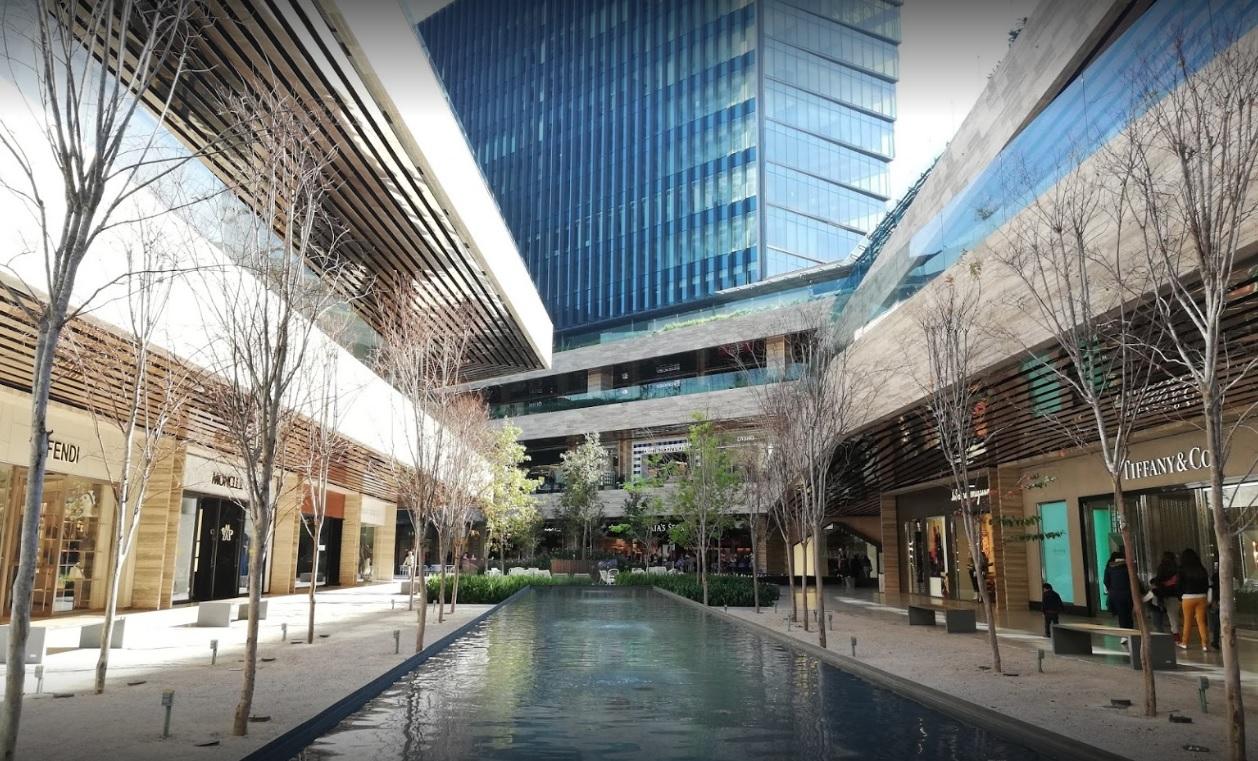 Interior Centros Comerciales