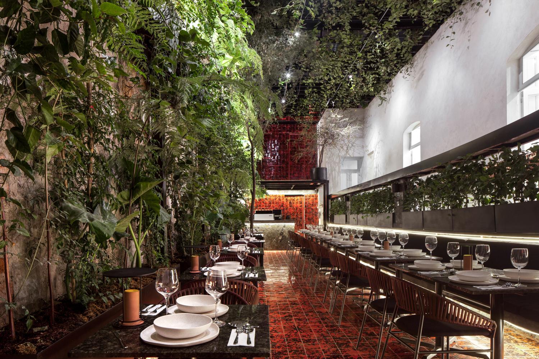 Exterior Restaurants