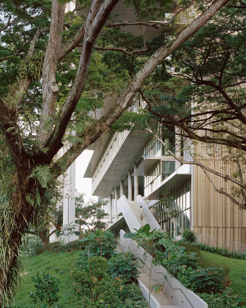 Université nationale de Singapour – School of Design & Environment
