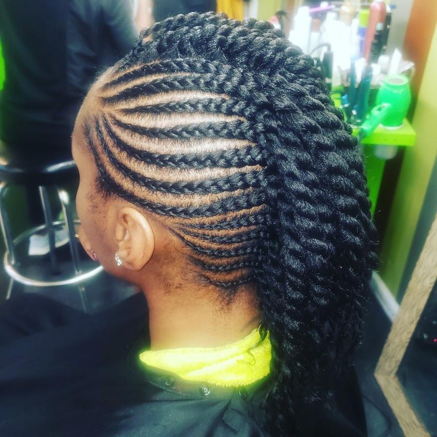 Braid Twist Combo