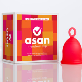 Menstrual Cups in India - The Asan Cup