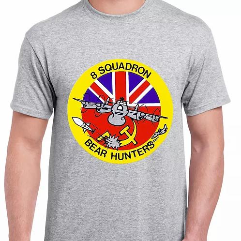 8 Sqn Bear Hunters T-Shirt