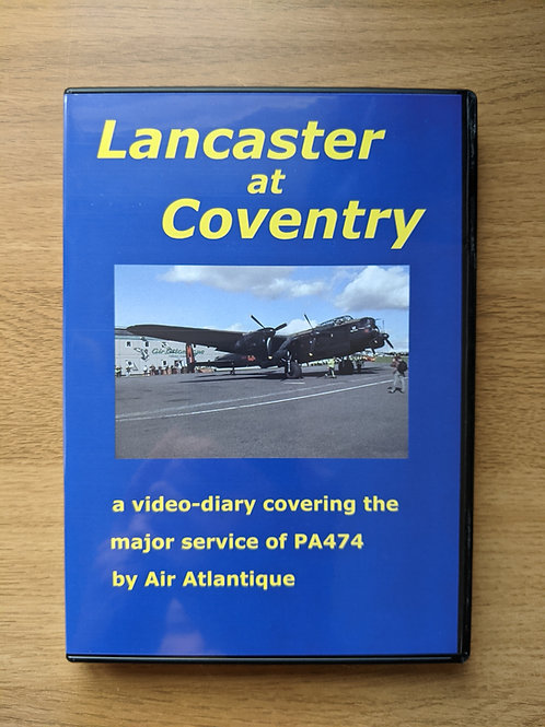 Lancaster at Coventry DVD