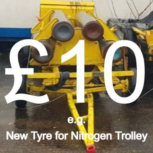 General Donation - £10