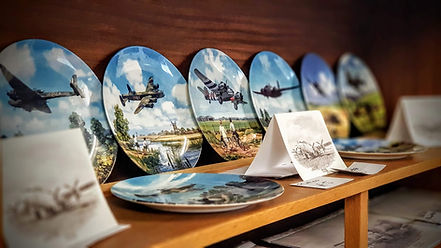 SAG Shop Plates