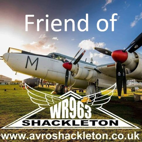 Friend of WR963, One Year