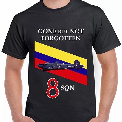 Gone But Not Forgotten 8 Sqn T-Shirt