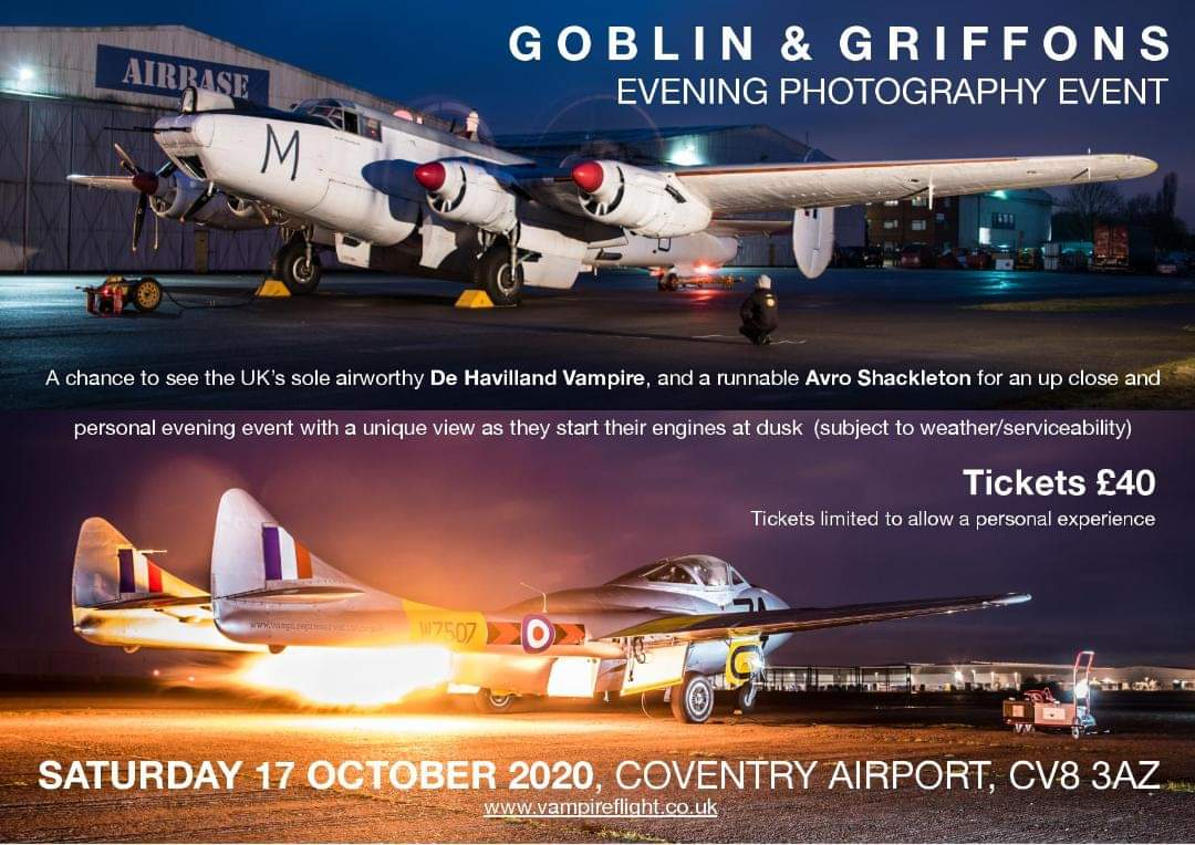 Goblin and Griffons Oct 2020