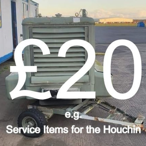 General Donation - £20