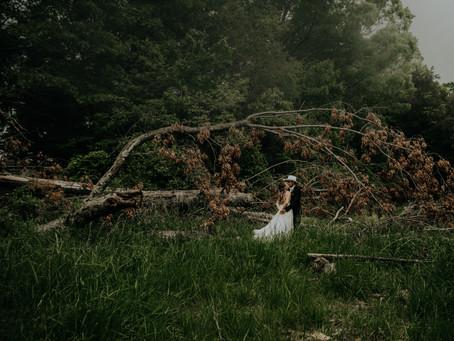 North Carolina Backyard Wedding