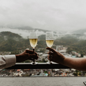 Gatlinburg Tennessee Elopement