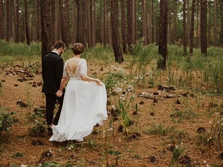 Duke Forest Wedding [Claire + Will]