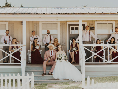 Dripping Springs, TX Wedding [Mallory+Keith]