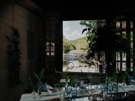 Brown Mountain Beach Intimate Wedding