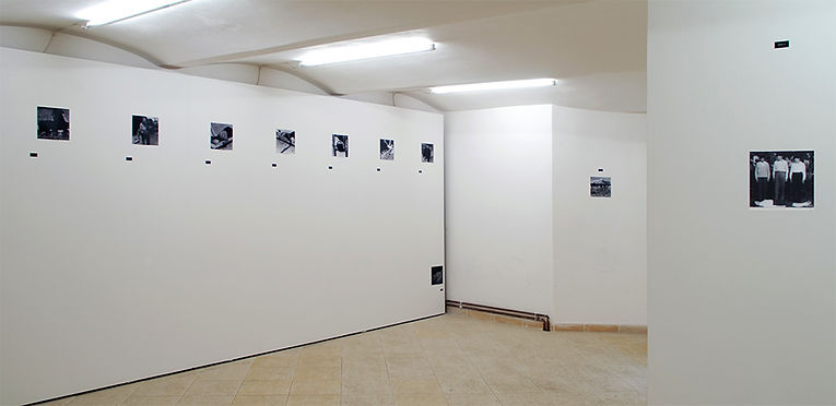 A photo installation by Alma Lily Rayner