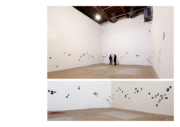An exhibition of Alma Lily Rayner at the MeetFactory