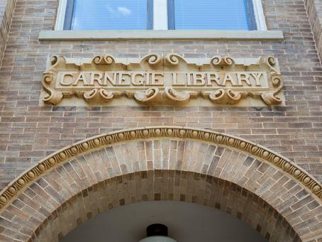 Volunteering at the Carnegie!