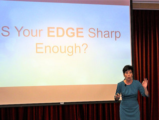 How to sharpen your competitive 'edge'