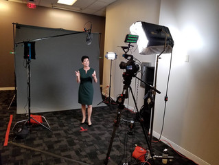 Five ways to build your confidence as a speaker on stage or camera