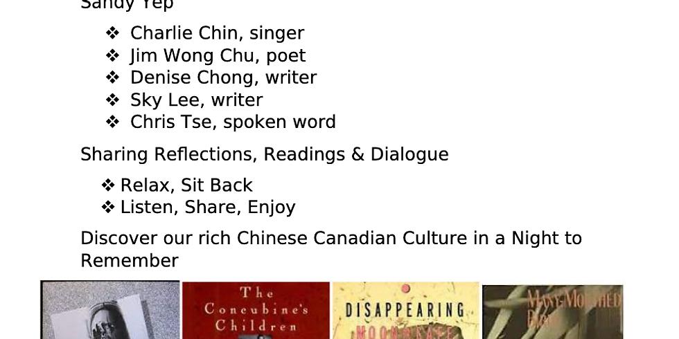 Membership Circle: Chinatown Ghosts & Pioneers