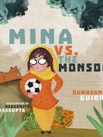 Mina vs. the Monsoon by Rukhsanna Guidroz