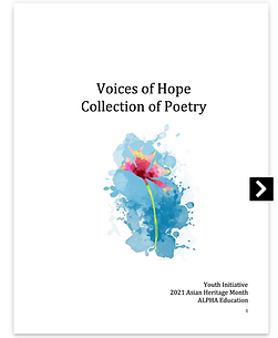 Voices of Hope Collection of Poetry