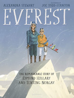 Everest by Alexandra Stewart