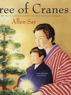 Tree of Cranes by Allen Say