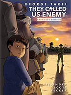 They Called Us Enemy by George Takei, Ju