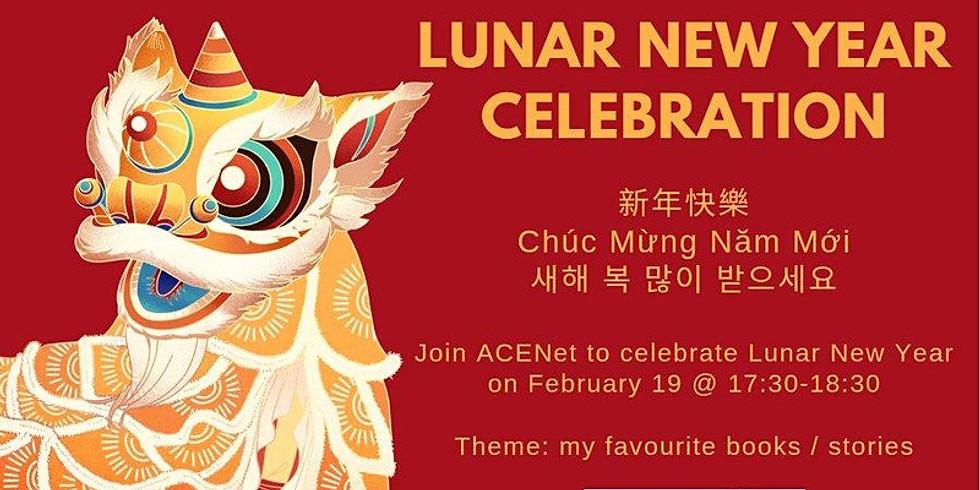 Lunar New Year Celebration - Book Sharing
