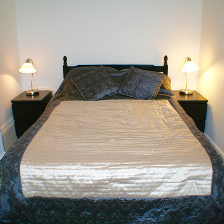 Apartment 5, studio with double bed