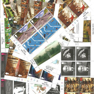 4th Aug 6pm - GB Stamps Presentation Packs FDC PHQ Card Auction