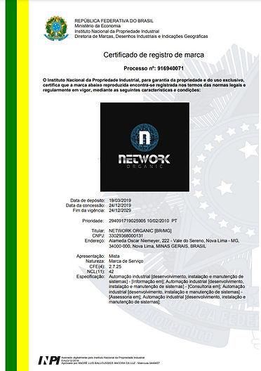 Certificado de Registro de Marca Network Organic.jpg