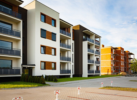 5 Reasons to Invest in Apartment Real Estate