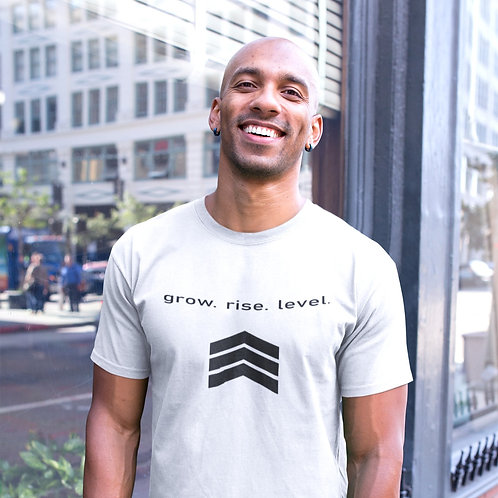 Grow Rise Level Up
