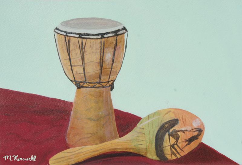 Little Drums Still life