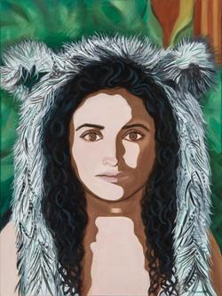 Kiravell Self Portrait