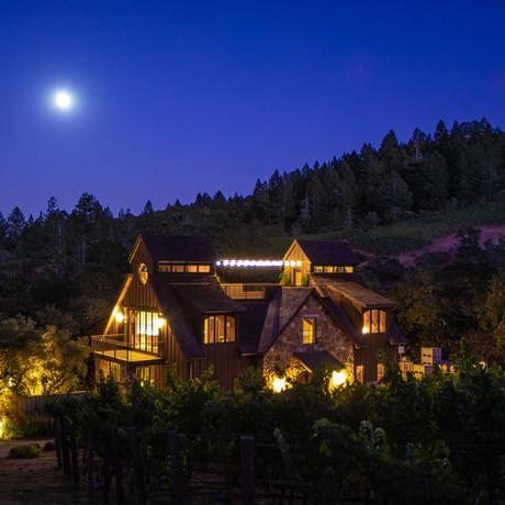 Winery at Dusk